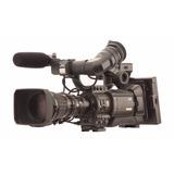 Camara Jvc Gy110u Hd Bat Para Canal De Televisión.