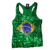 Camisa Brasil Feminina Passeio Copa 2018