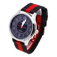 Reloj Knock Out Hombre 2575 Nautico Metal Wr30