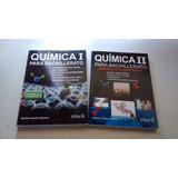 Libros Quimica Bachillerato 1, 2
