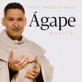 Cd Padre Marcelo Rossi - Agape Musical