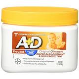 A&d A+d Crema Antipañalitis Prevencion 16oz 1lb Envio Gratis