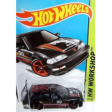 Honda Civic Escala 1/64 Coleccion 7cm Hot Wheels