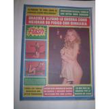 Revista Flash N° 57 Graciela Alfano Libertad Leblanc 1981