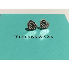 Aretes Tiffany & Co + Envío