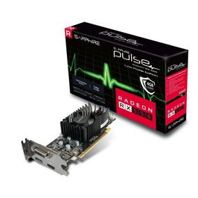 Sapphire Pcie Radeon Rx550 Pulse 4g Ddr5 Low Profile
