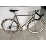 Bicicleta Relíquia De Titânio Modelo Caloi 10 Todacampagnolo