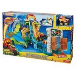 Blazer Circuito Acrobatico Isla De Los Animales Fisher Price