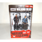 Negan Glenn The Walking Dead Mcfarlane Toys Set Deluxe