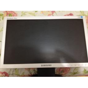 Monitor Plano Samsung Lcd 740nw 17