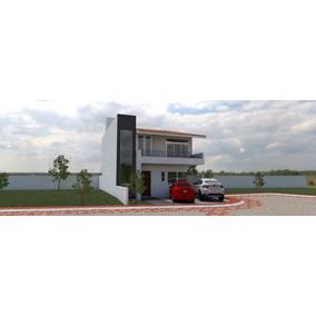 Casa Habitación, 190m2 De Construcción, Ciudad Maderas, Qro.