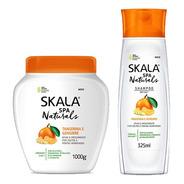 Kit Skala Tangarine Y Gengibre - g a $38