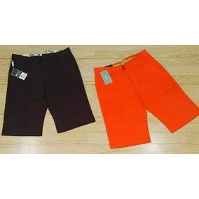 Pantalon Corto Drill Hombre Lacoste, Polo, Hugo Boss