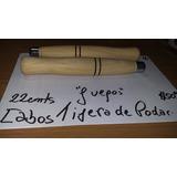 Goya Cabo Juego De Tijera De Podar Madera Dura 22cm