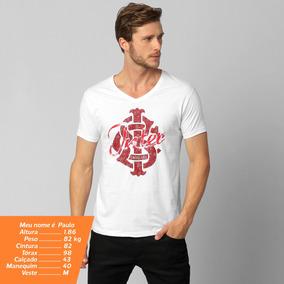 Camisetas Internacional Originais/licenc Diversos Modelos