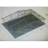 Kit Estructural Para Vivienda 72mt2 Bifamiliar, Unifamiliar