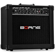Cubo Amplificador Borne Para Baixo Impact Bass Cb60 20w 6,5