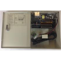 F12v10a9c Fuente De Poder/ 12v 10 Amperes/ Distribuidor Para