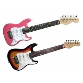Guitarra Electrica Para Niño Kansas