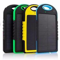 Bateria Respaldo Power Bank Solar 12000 Mah Iphone Celulares