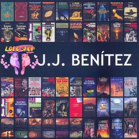Coleccion Jj Benitez 34 Libros Pdf (caballo De Troya), Etc