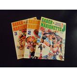 Manga Saber Marionette J #1, #2 Y #3 * Ed. Ivrea * Caballito