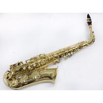 Saxofone Alto Yamaha Yas-24 Laqueado Made In Japan Vintage!!
