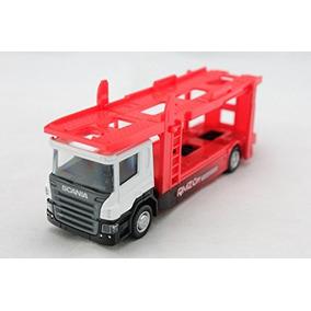 Rmz City Diecast 164 Scania Car Truck Trailer Truck Collect