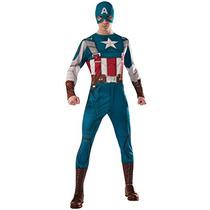 Marvel Universo Capitán América Invierno Soldado Retro Traj