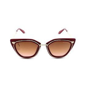 Oculo Atitude Vermelho - Óculos De Sol no Mercado Livre Brasil d58030e4f7