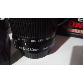 Oferta Zoomcanon 55-250 Con Estabilizador