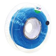 Filamento Pla Ht Azul Translucido 1,75 Mm | 500g 3dx