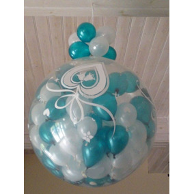 Kit Piñata Cristal + 50 Globitos, Dijes,anillo,,despacho Oca