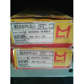 Bronzina De Biela Mb 1113/2213 Motor 352 Medida 1,00 Bb134j
