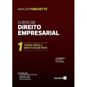 Curso De Direito Empresarial, V.1