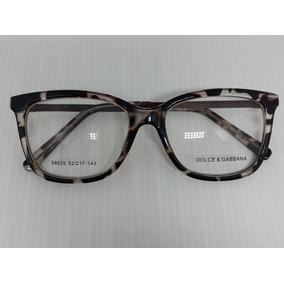 d3fd090af918c São Paulo · Armação De Óculos Para Grau Tartaruga Dolce   Gabbana