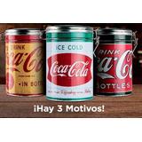 Frasco Lata Coca-cola Promo Colección 2017