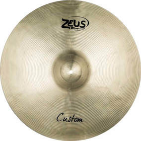 Prato Bateria Zeus Custom Ataque Crash 18 B20