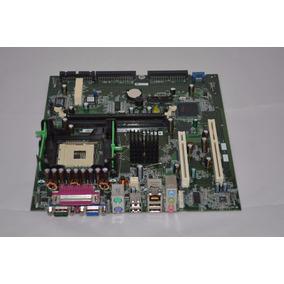Placa Mãe Dell Optiplex 170l Gx170l D8981 Mpga478