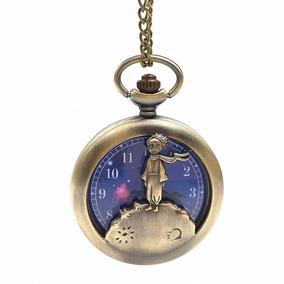 El Principito Reloj Envio Express Collar Con Cadena Barato