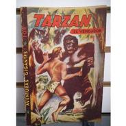 Libro Tarzan El Vengador Aventuras Gigantes Editorial Tor