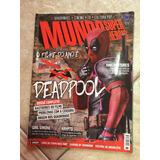 Revista Mundo Dos Super Heróis Especial Deadpool Nº76