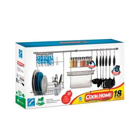 Suporte Cook Home Kit 18 Cozinha - Arthi 1418