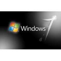 Programas En Venta - Win-dows 7 Pro Nuevo - Permanente