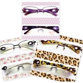 e303d86abfdc2 Armações Para Oculos Lorenzo Metal E Acetato Armacoes Dior - Óculos ...