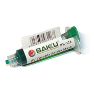 Mascara Antisoldar Pcb Curable Uv  Baku Bk 126