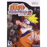 Naruto El Choque De Ninja Revolution 2 - Nintendo Wii