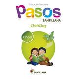 Pasos Kinder Ciencias (texto Del Alumno) Santillana