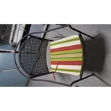 Cadeiras Ferro Para Jardim Novas Com Almofadas Exclusivas