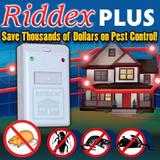 Riddex Repelente Electrico Mata Mosquitos Y Cucarachas